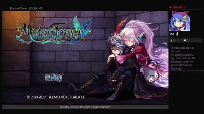 Miden Tower - Playing this instead lmao