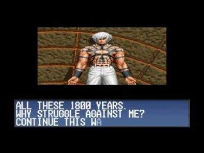 THE KING OF FIGHTERS '97 GLOBAL MATCH_20190222205611