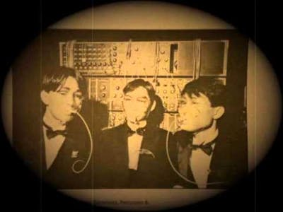 """Yellow Magic Orchestra - Computer Game """"Theme From The Circus"""" / Firecracker"""