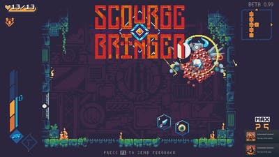 🎮 ScourgeBringer - It's out!
