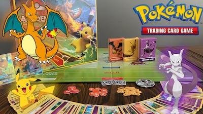 Pokémon Trading Card Game: Battle Academy Unboxing
