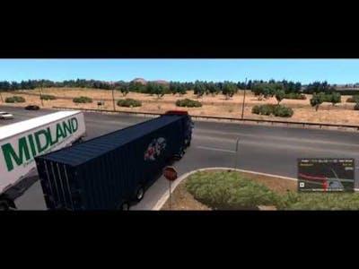 American Truck Simulator - New Mexico Full HD