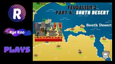 KATANAS VS. KATARS (+73points) - Feudalism 2 Part 4: The South Desert