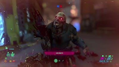 DOOM Eternal STILL Level 1 High Level Gameplay (Ancient Gods- Part 1 Nightmare Difficulty)