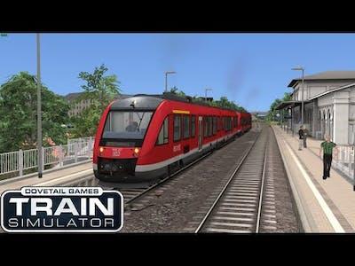 Kiel-Lübeck BR648 | Norddeutsche Bahn | Train Simulator #3