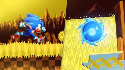 SONIC FORCES MANIA : Lost Valley