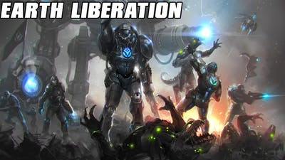 Earth Liberation Gameplay
