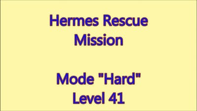 Hermes Rescue Mission Level 41