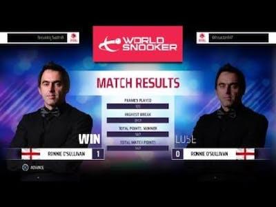 Snooker 19 - 147 break