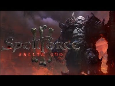 SpellForce 3: Fallen God Gameplay (PC Game) HD 1080p 60FPS