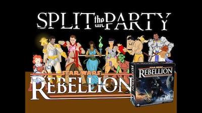 Split the Party- Star Wars: Rebellion