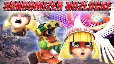 I Lost Every Single DLC Fighter   World Of Light RANDOMIZER NUZLOCKE