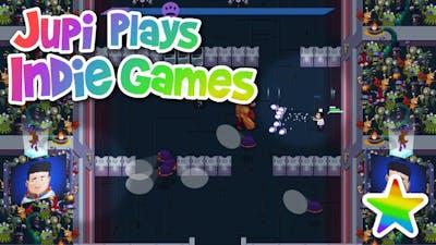 Jupi Plays Indie Games: Satellite Rush [Demo]