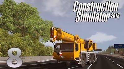 Construction Simulator 2015| EP 8| Don't drop it