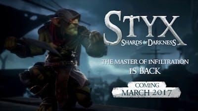 Styx Shards of Darkness Gameplay