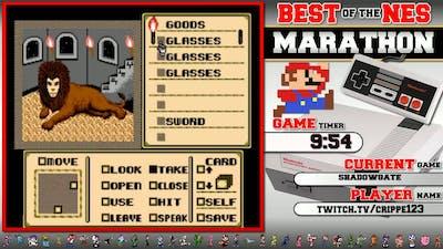 #BestOfNES Marathon! ShadowGate by Crippe!