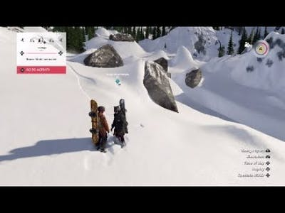 Steep game Play ''ft'' FAS _fallout skyrim