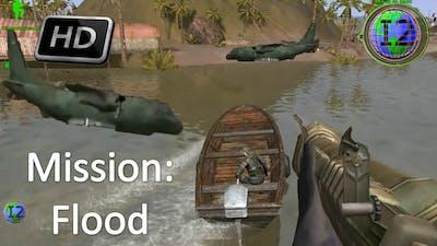Delta Force Xtreme Walkthrough - Mission 2: Flood HD