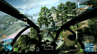Battlefield 3: Pro Attack Helicopter Pilot Domination: Live Gameplay