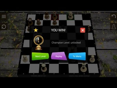 How to beat grandmaster level in just 33 moves