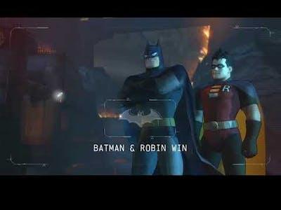 Batman Arkham Origins Online 2020! Animated Series Gameplay