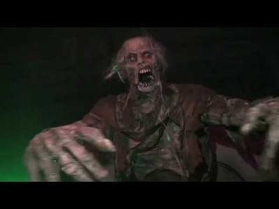 The Mummy's Curse In Studio Completion Video No Actors