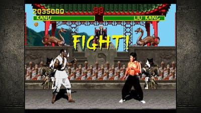 Mortal Kombat Arcade Kollection Very Hard Playthrough Kano (Klassic/Standard) (60FPS)