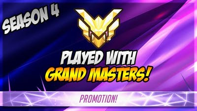 I Finally Did It! Playing With Grand Masters!!
