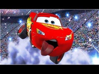 Disney Pixar Cars 2 - Movie Video Games for Children HD - Lightning McQueen