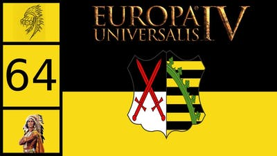 Europa Universalis: Emperor - Very Hard Saxony #64 - Golden Era