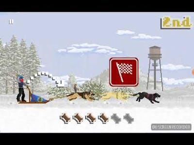 Dog sled saga episode 1