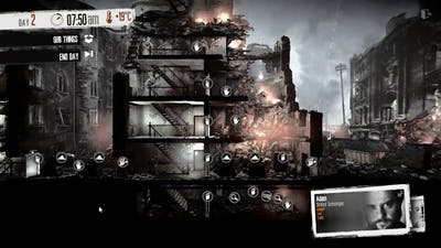 This War of Mine Stories - Father's Promise Gameplay