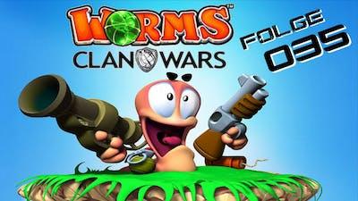 Kettenreaktion ✦ Worms Clan Wars [035] ✦ Let's Play Together Deutsch