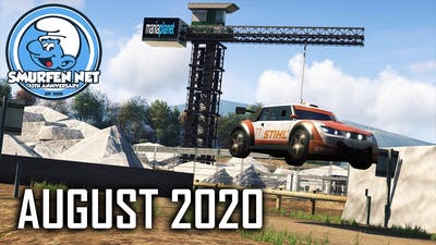 Valley SmurfsCup | August 2020 Maps | feat. styx