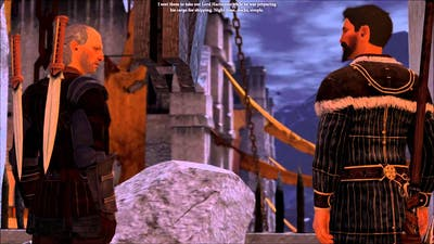 Dragon Age II -- Loose Ends