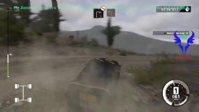 WRC 10: FIA World Rally Championship Gameplay