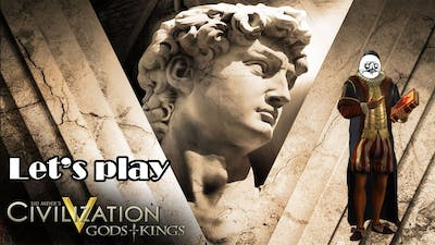 Let's Play Civilization V: Gods & Kings Multiplayer [Washington is the first to fall]