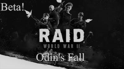 RAID: World war 2 BETA : Odin's Fall