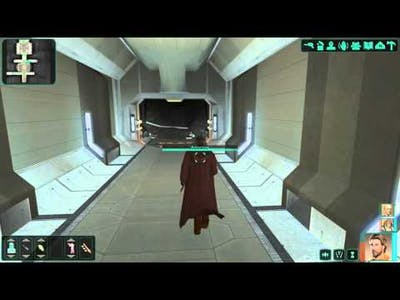 Star Wars Knights of the Old Republic II: The Sith Lords Playthrough Part 26 Gas Traps