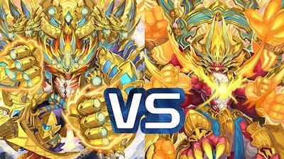 [Buddyfight] Clash of the Gods!! God Vortoise VS God Eclipse