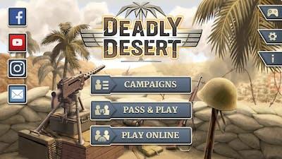 1943 Deadly Desert - Tutorial 1 (Playthrough)