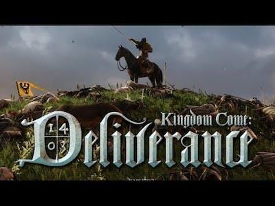 Kingdom Come  Deliverance  New Gameplay Demo
