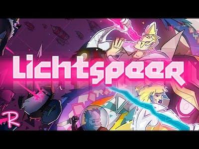 LICHTSPEER!! | Rawkward Gamers