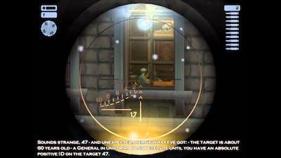 Hitman 2 Silent Assassin: Unlocking Sawed-Off Shotgun (2 Silent Assassin Rank) *HD*