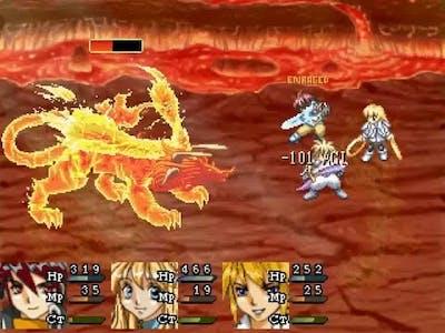 "RPG MAKER 2003 ""Lakria Legends"" Boss Fight #2 Emberus"