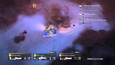 Helldivers - M-25 'Rumbler' vs Cyborgs