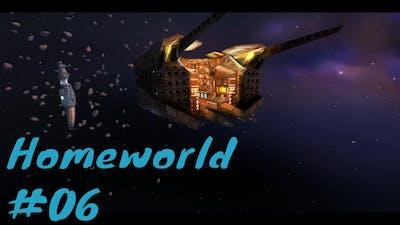 Homeworld Remastered Walkthrough Mission 6 - Diamond Shoals