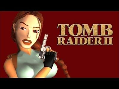 Tomb Raider II - 40 Fathoms & Wreck of The Maria Doria Level Demo【PSX】