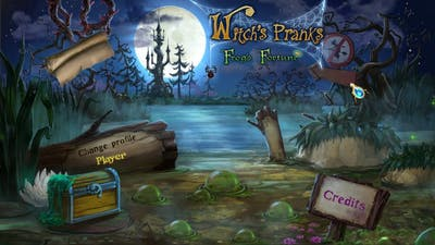 Witch's Pranks: Frog's Fortune - Hidden Object Game