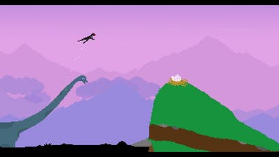 Dino Run DX - Easy Mode
